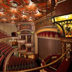 Belasco Theater after restoration